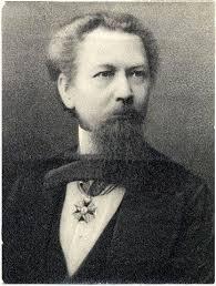 The author of the anthem's music and lyrics - Kārlis Baumanis