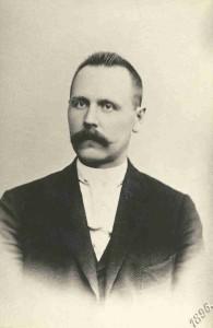 Turaidas pagasta rakstvedis, rakstnieks Pērsietis (1862–1901)