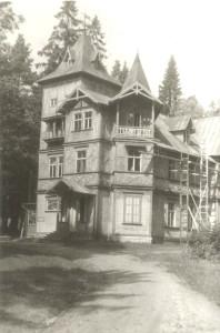 Laurenču vasarnīca. 20. gadsimta 60tie gadi.