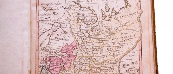 1812.-gadā-Vācijā-Augsburgā-izdots-pasaules-karšu-atlass-albūma-iesējumā-TMR-24001